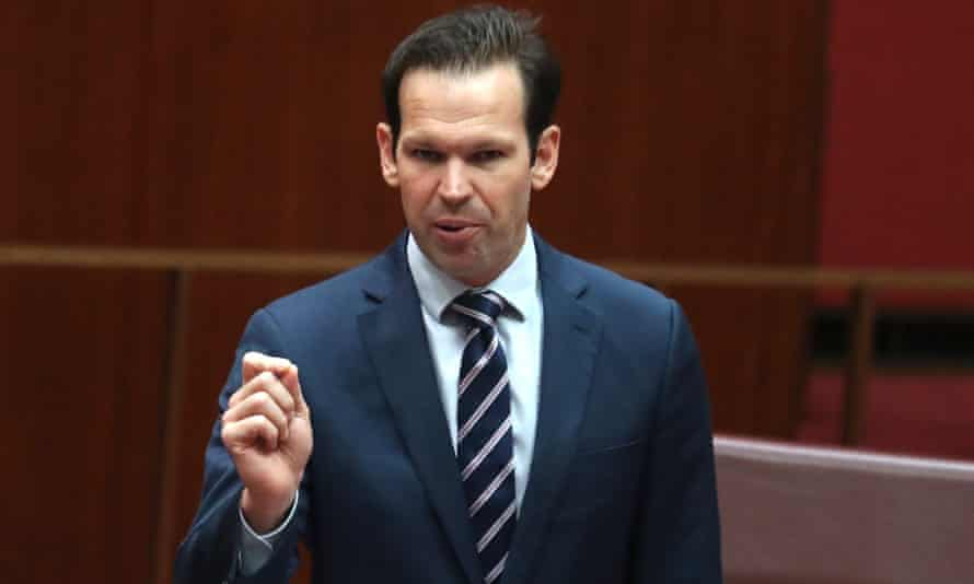 Nationals senator Matt Canavan says he is just warming up when it came to opposing any net zero by 2050 pledge from his party room.