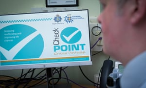 Durham constabulary's Checkpoint project