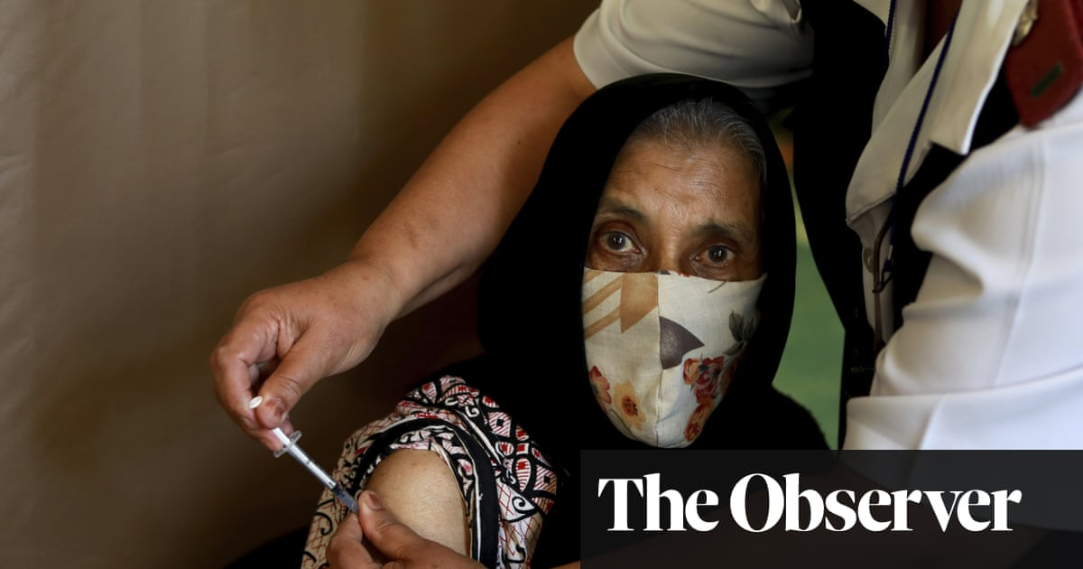 Drop Covid vaccine patent rules to save lives in world's poorest countries, Britain and Germany told