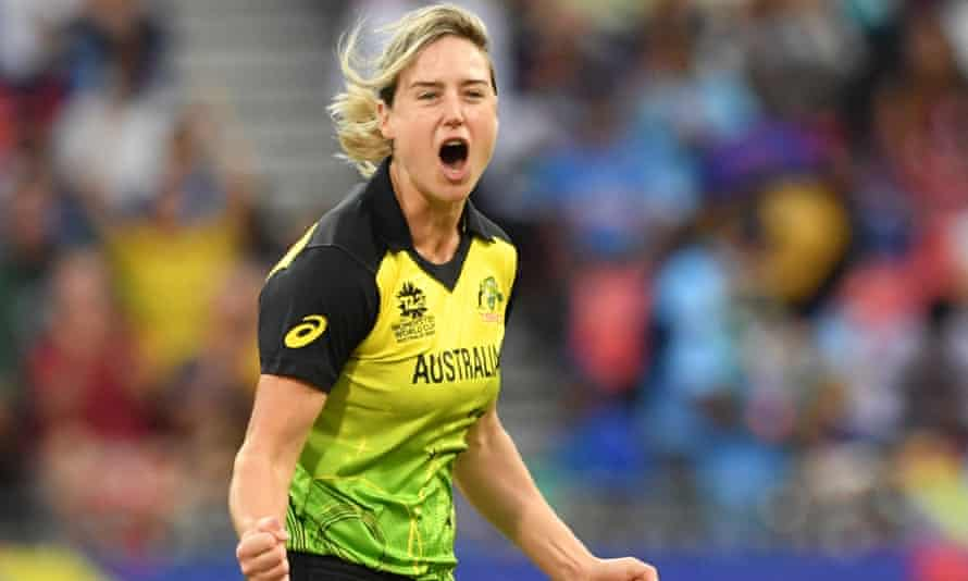Australia's Ellyse Perry won four T20 World Cups and the 2013 ODI World Cup in the past decade.