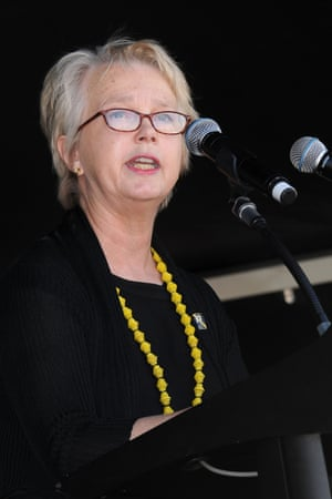 Peggy O'Neal of Richmond Tigers is the only female president in the AFL.