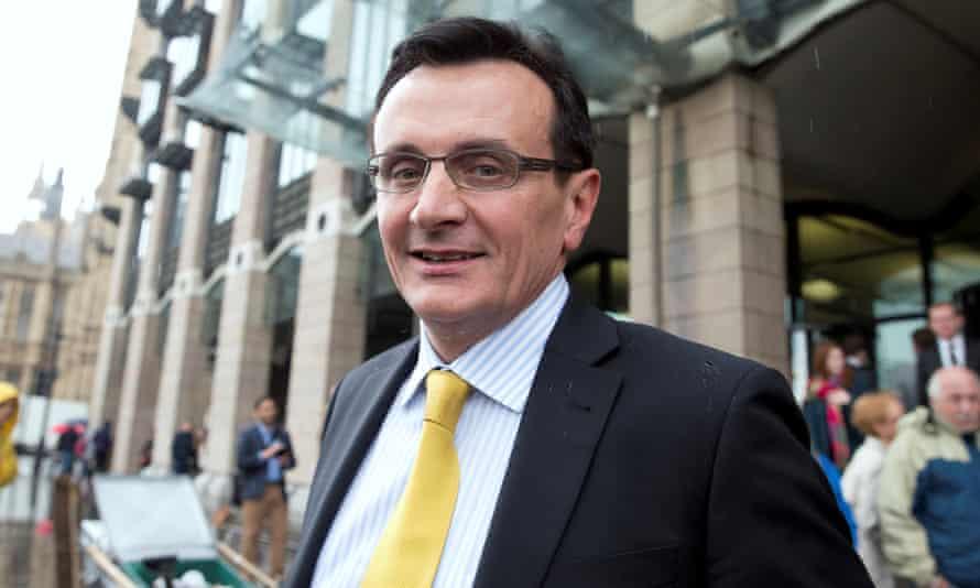 Chief Executive of AstraZeneca Pascal Soriot