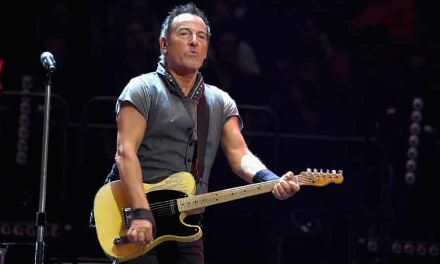 'I feel that this is a time for me and the band to show solidarity for those freedom fighters,' Springsteen said of the decision to cancel the North Carolina show.