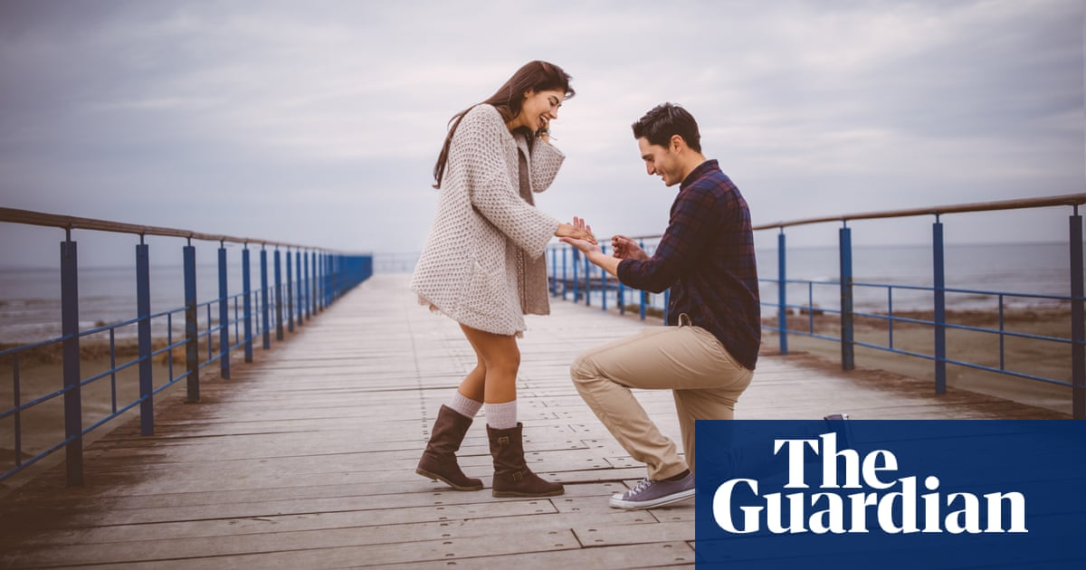 Is two weeks too soon to decide to get married?