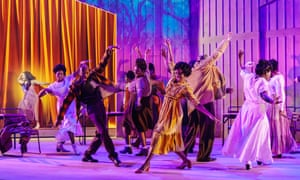 'One of the creative joys of my life' … The Color Purple.