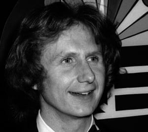 René Auberjonois in 1970, the year he palyed Father Mulcahy in the screen version of M.A.S.H.