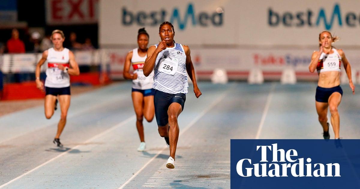 Testosterone in women's athletics – podcast