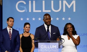 Gracious in defeat, Gillum was also defiant before the crowd of supporters at his alma mater Florida A&M.