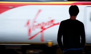 Virgin Pendolino train