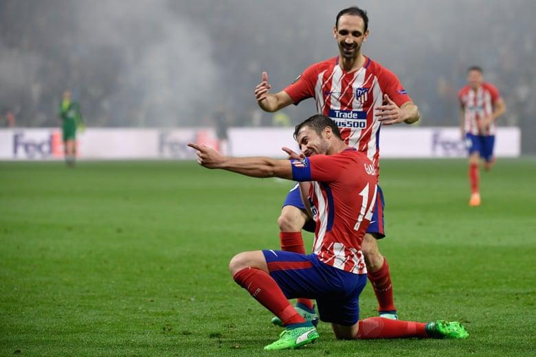 Марсель - Атлетико 0:3. В гостях как дома - изображение 5