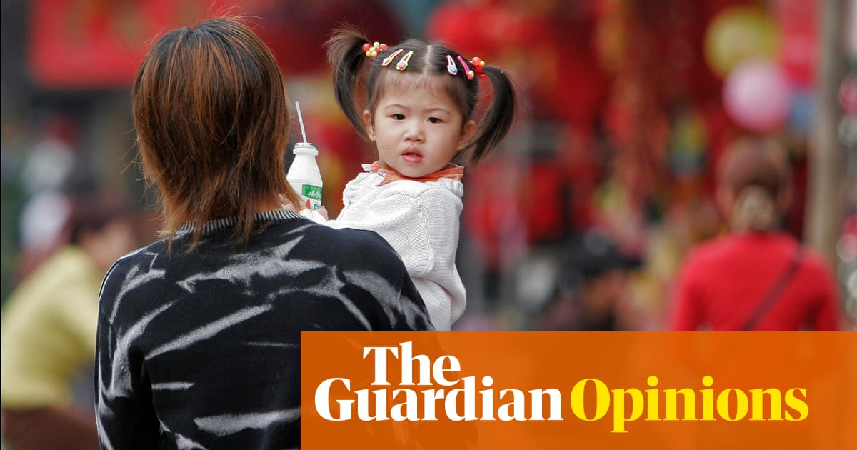 The west sees China as a 'threat', not as a real place, with real people
