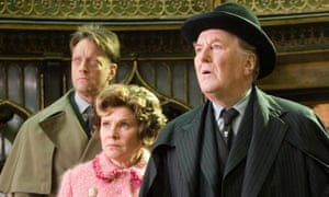 Robert Hardy, Harry Potter actor, dies at 91 | Film | The