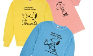 Snoopy Sweatshirts And Worms In The Kitchen What To Buy This Week