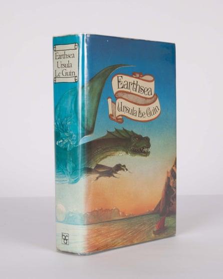 Copy of Ursula K Le Guin's Earthsea novels