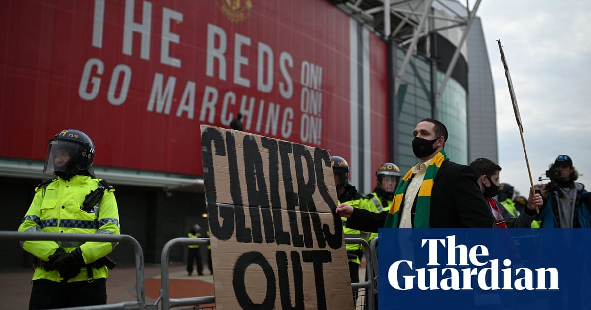 Fan protests affected Manchester United performances, Solskjær claims
