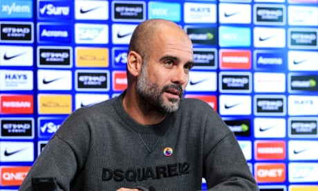 Pep Guardiola eyes Chelsea challenge after Manchester City win at Watford – video