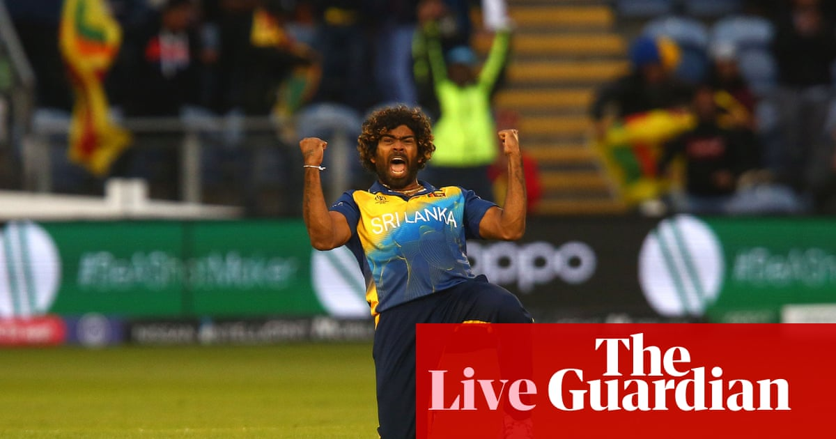 0f4f5e4e73 Cricket World Cup 2019: Sri Lanka beat Afghanistan by 34 runs (DLS) – as it  happened | Sport | The Guardian