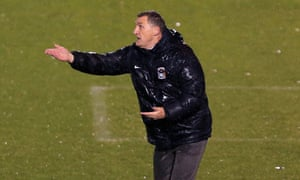 Coventry City's manager Tony Mowbray has presided over an unbeaten league run since Septemb