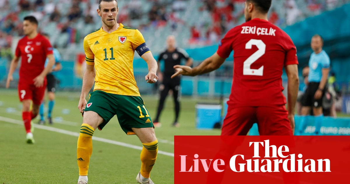 Turkey v Wales: Euro 2020 – live!