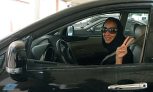 Saudi Arabian activist Manal Al Sharif: is she now to be denied the full freedom of the open road?