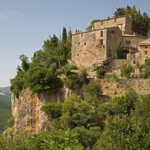 Rocchette di Fazio in southern Tuscany