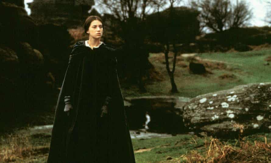 1996, JANE EYRECHARLOTTE GAINSBOURG Film 'JANE EYRE' (1996) Directed By FRANCO ZEFFIRELLI 09 February 1996 CTJ27028 Allstar/Cinetext/MIRAMAX **WARNING** This photograph can only be reproduced by publications in conjunction with the promotion of the above film. For Editorial Use Only