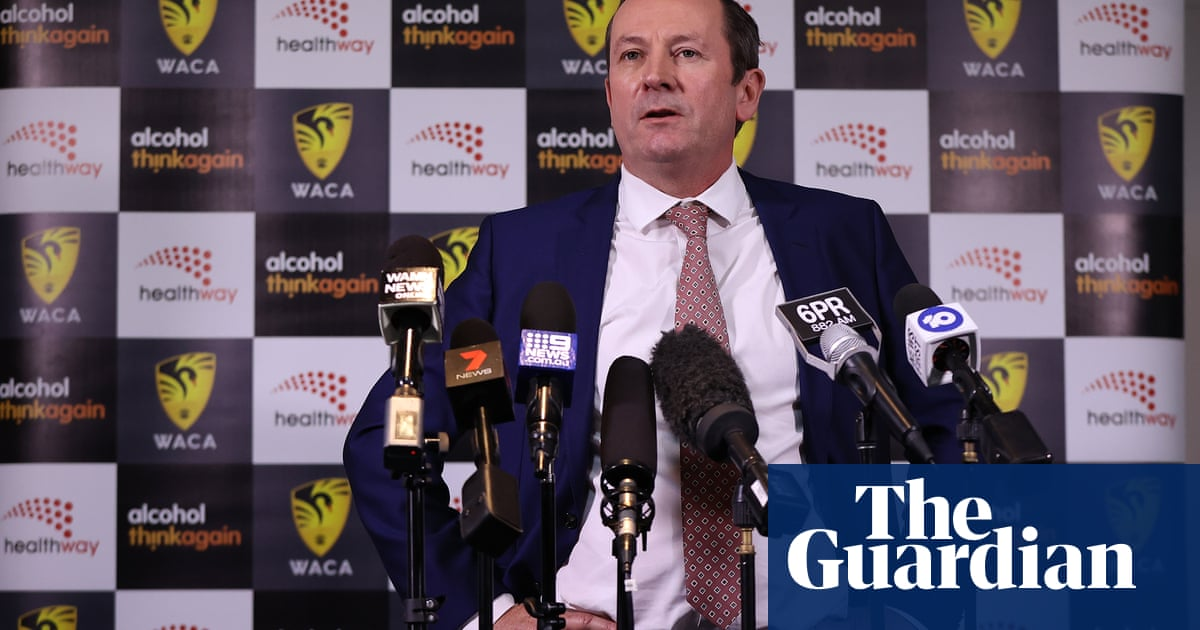 Furious Mark McGowan accuses Morrison government of 'mission to bring Covid into WA'
