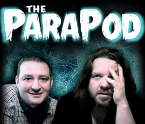 Ian Boldsworth and Barry Dodds of The Parapod