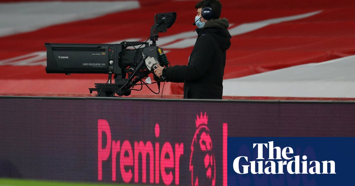 There is tension everywhere: Premier League on back foot as rights auction nears
