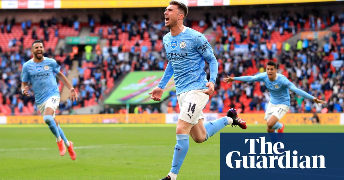 Manchester City win Carabao Cup as Aymeric Laporte header sinks Spurs