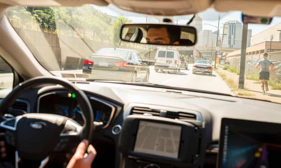 At the moment, self-driving Ubers can only be hailed in an area of downtown Pittsburgh that has been meticulously mapped to within centimeters.