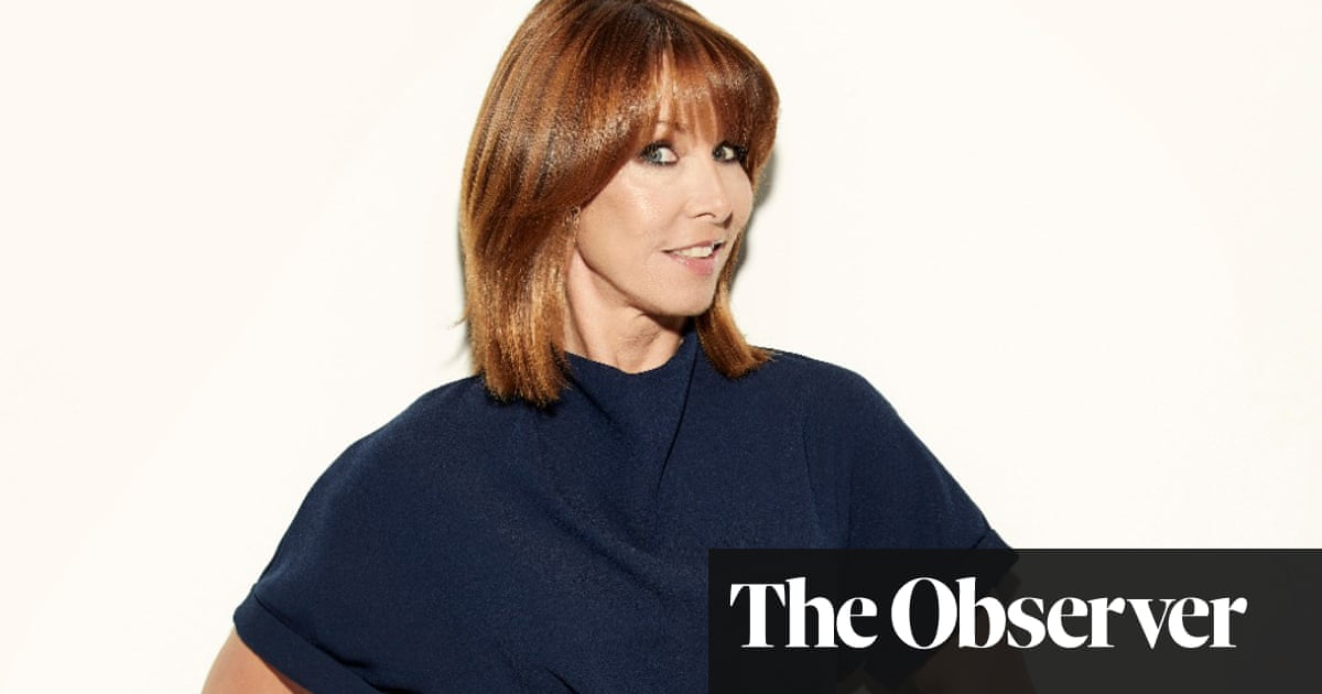 Kay Burley: 'I'm something of a Wigan street-fighter – I've always tried to prove myself'