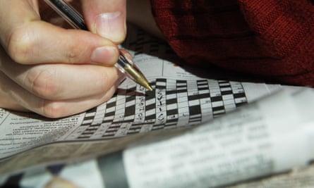 Solving in pen