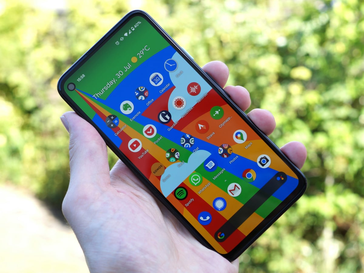 Pixel 4a review: the best phone Google has made in years | Google | The  Guardian