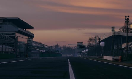Monza race track in Italy: scene for the attempt later this year