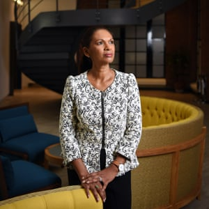 'You have to grieve and put it aside and bury it and then move on': Gina Miller on failure.