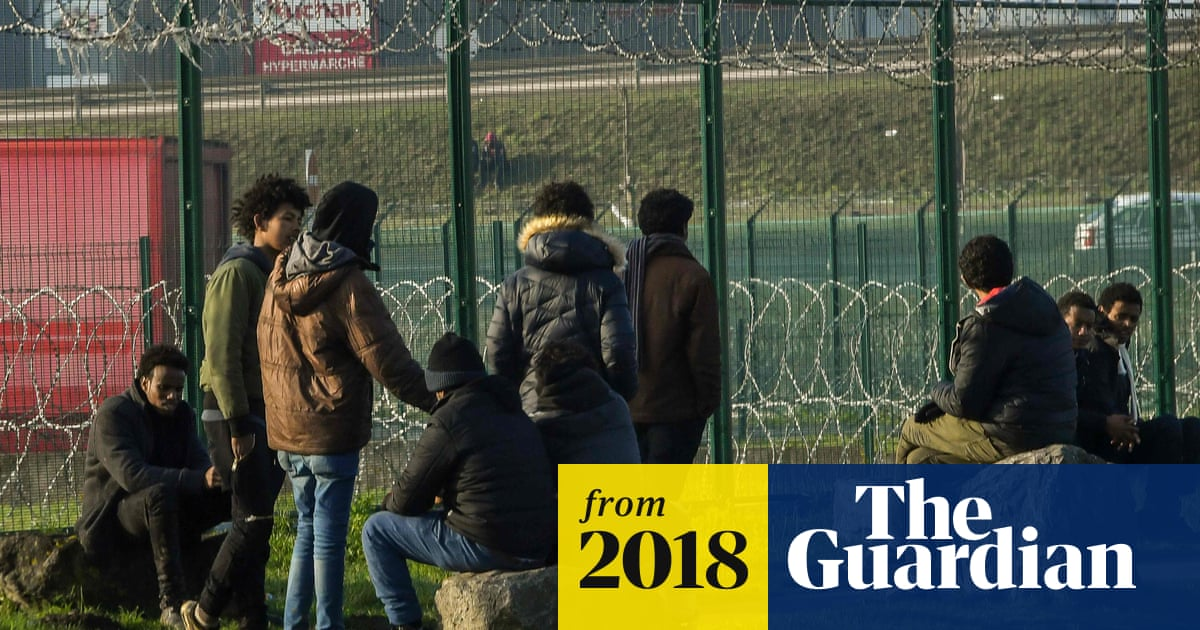 May and Macron to sign new Calais border treaty | World news