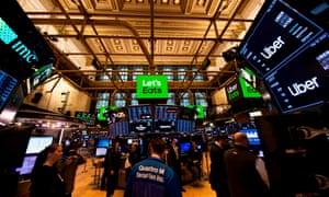 The New York Stock Exchange today