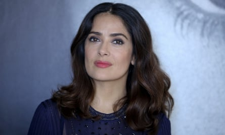 Salma Hayek worked with Weinstein on Frida, a biopic of the artist Frida Kahlo.