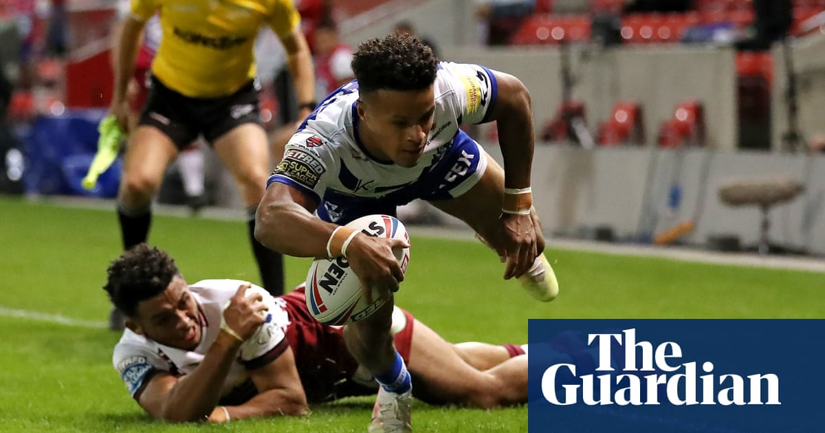 St Helens crush Wigan after Adrian Lam fields youngsters to keep cup side sharp
