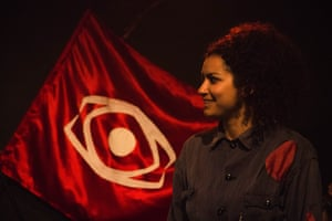 Meena Rayann, Vala in Game of Thrones, is among the cast of The Flies at London's Bunker theatre until 6 July.