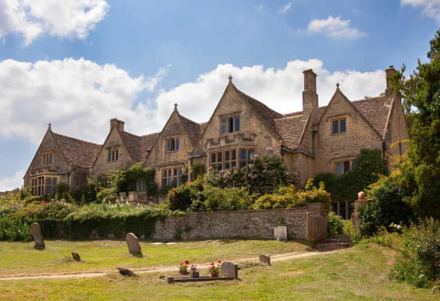 Asthall Manor.