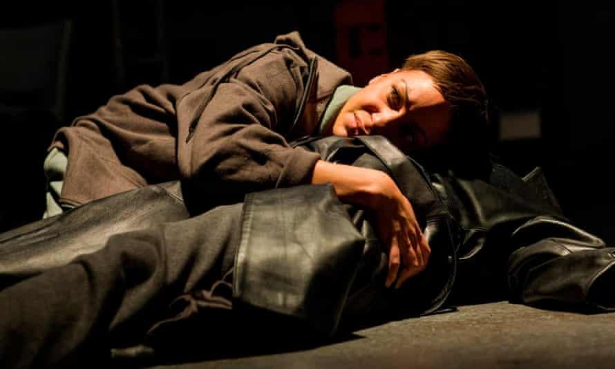 Cush Jumbo as Mark Antony in Julius Caesar