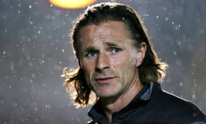 Gareth Ainsworth has led Wycombe to second in the League One table after winning promotion from League Two in 2018.