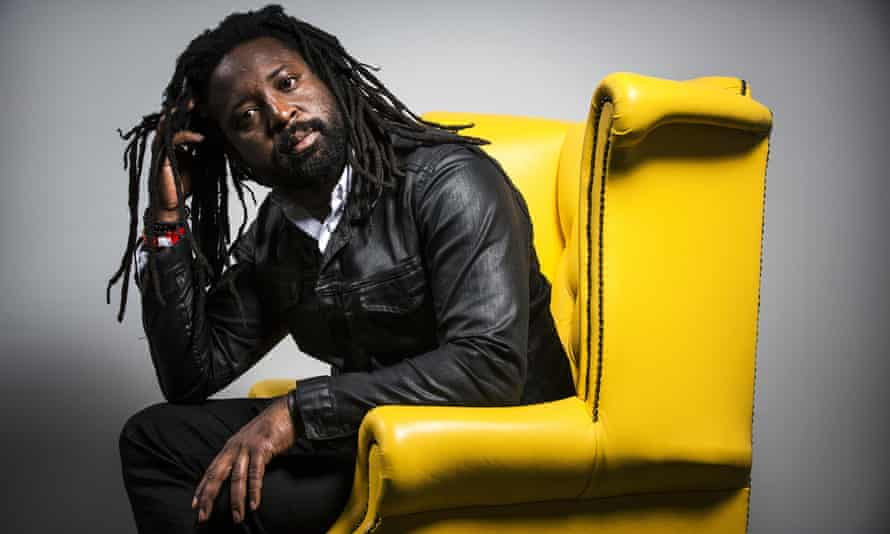 Marlon James, who won the 2015 Man Booker prize for fiction for A Brief History of Seven Killings.