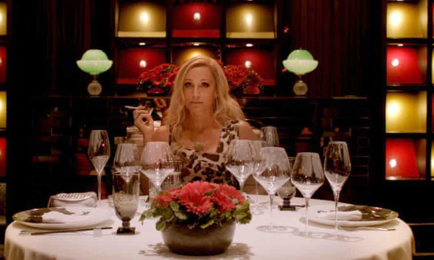 Wouldn't even harm a fly … Kristin Scott Thomas in Only God Forgives.