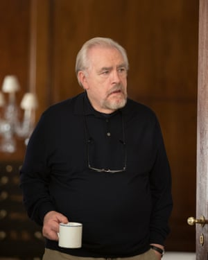Brian Cox in Succession: 'the meatiest role he's had for years'