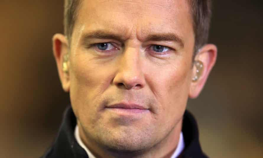 Sky sports presenter, Simon Thomas