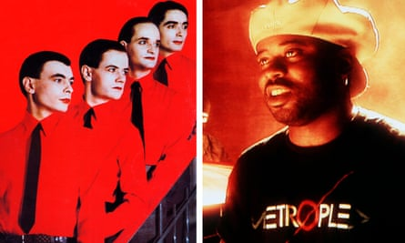 'A feedback loop between Germany and Detroit that has existed for more than half a century' ... Kraftwerk and Juan Atkins.