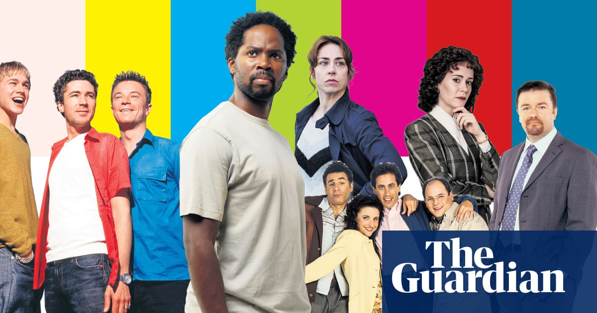 From Mad Men to Noughts + Crosses – our pick of the best binge-watch TV shows